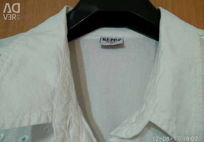 Блузка- сорочка