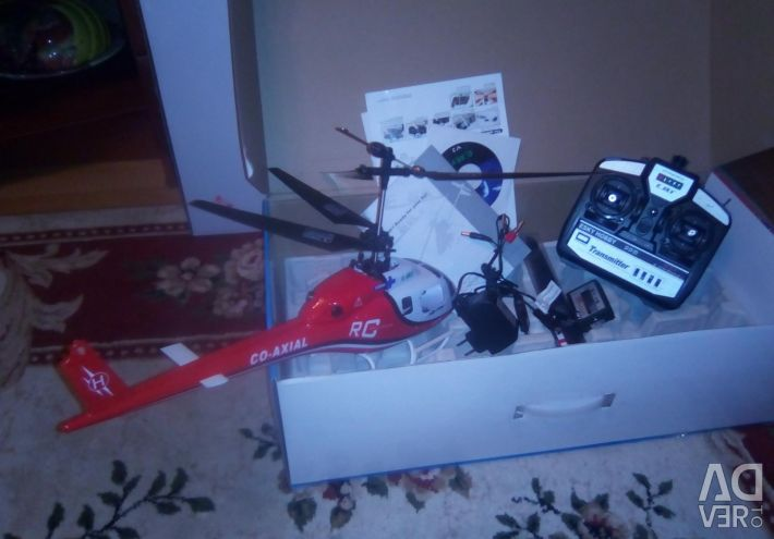 Radio-controlled pro-helicopter helicopter E-SKY