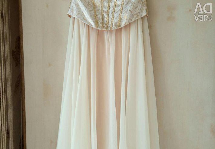 Prom dress.