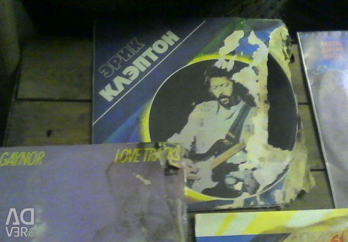 Vinyl USSR 80 years different