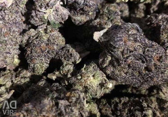 Μαριχουάνα βαθμού Α