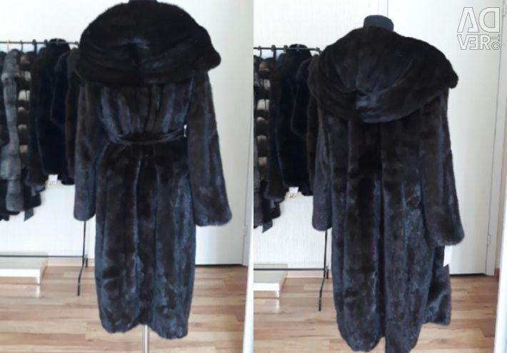 Palton de buze. Dimensiuni mari.
