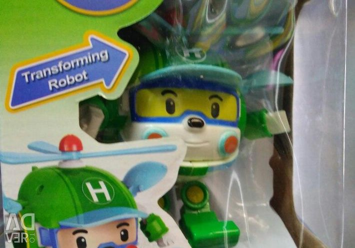 Toy Robocar Poli Sankt-Petersburg în St. Petersburg