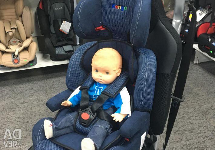 Καθίσματα αυτοκινήτου KENGA XL001 ISOFIX (9-36kg)