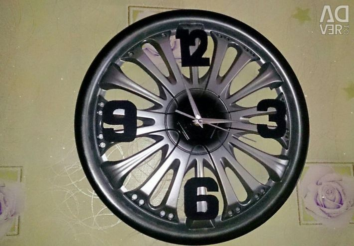 Wall clock FORCING