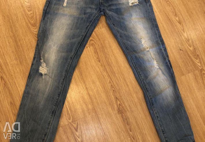 New Zara Jeans