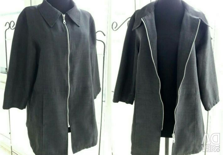 Women's jacket with a zipper. Vision Desing.