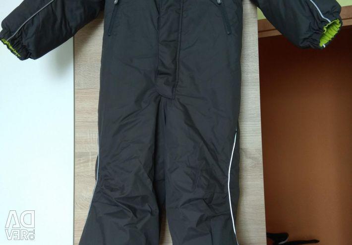 Jumpsuit crockid Winter