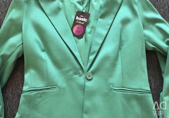 Новый пиджак-жакет 46-48