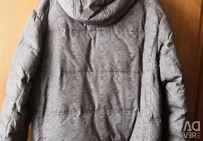 Куртка зимова чоловіча (пуховик)