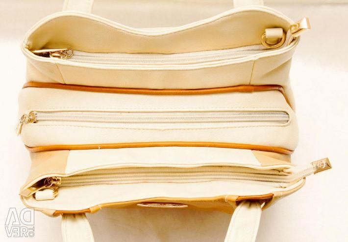 Giorgio Ferrilli'den yeni üç bölmeli çanta