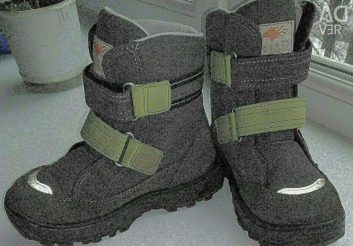 Children's boots, winter