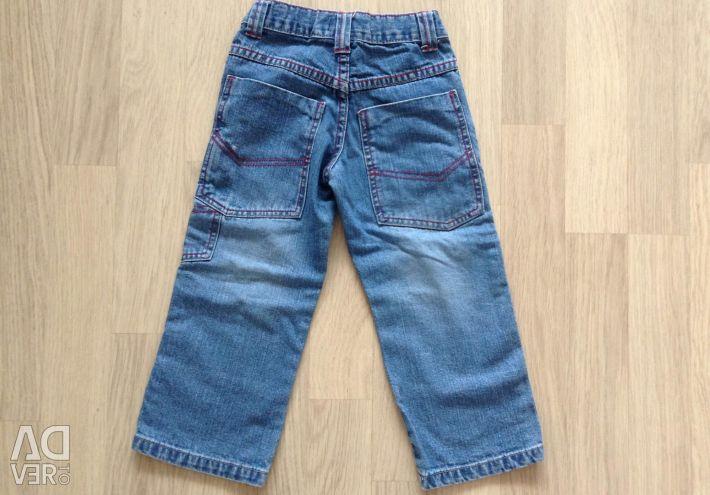 Jeans înălțime 104