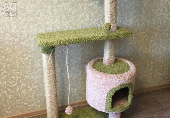 Pisoi, o casă pentru pisici