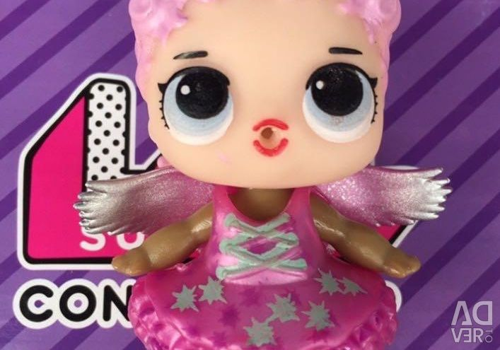 Doll L.O.L. Έκπληξη διαφορετικών σειρών