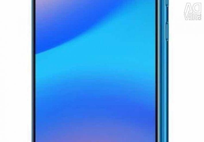Huawei P20 Lite Dual SIM - 64GB, 4GB RAM, 4G LTE