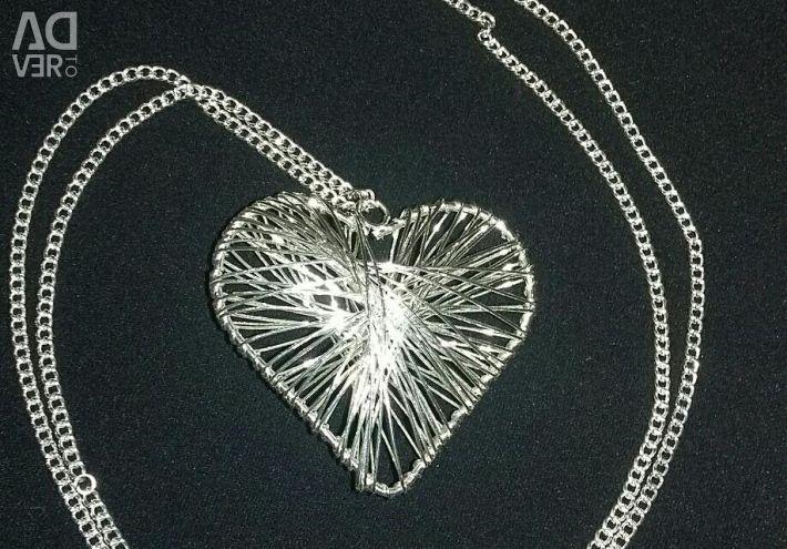 Bulk heart suspension