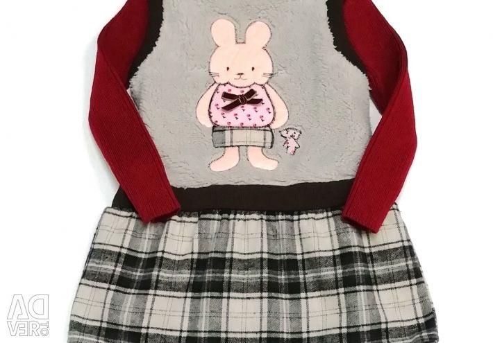 Rochie nouă, caldă