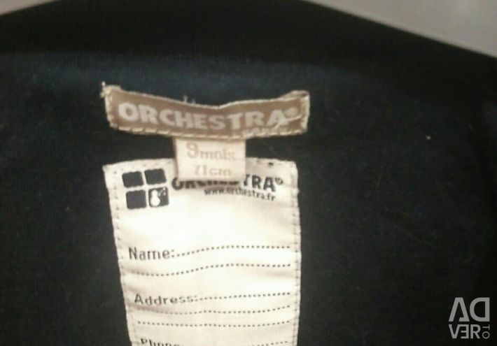 ORCHESTRA ceket