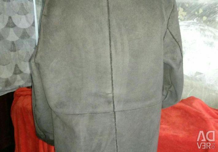 Δερμάτινο παλτό, φούτερ