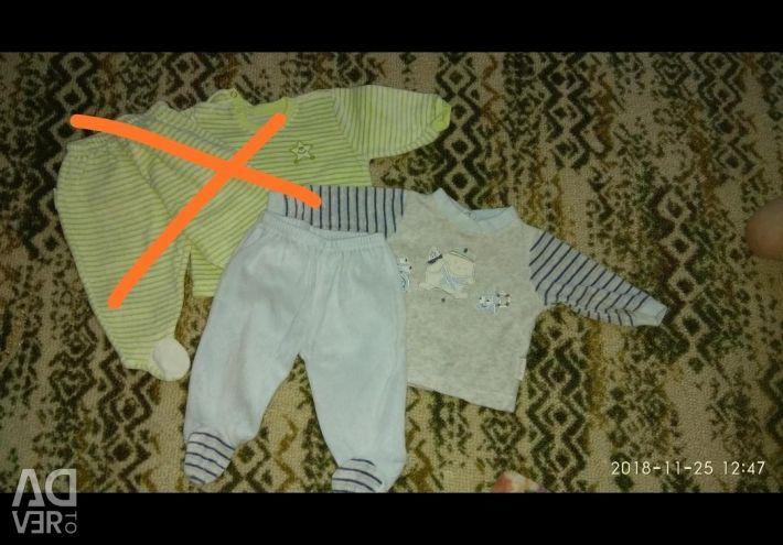 Costume pentru nou-născuți