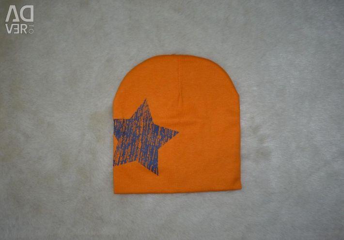 Καπέλο πλεκτό Star Νέο