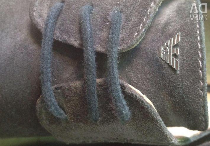 Armani ayakkabılar