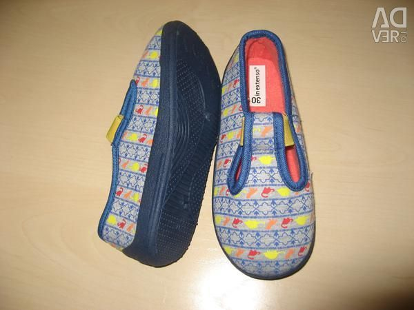New textile shoes