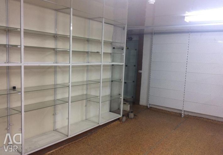 Rent, retail space, 10 m²