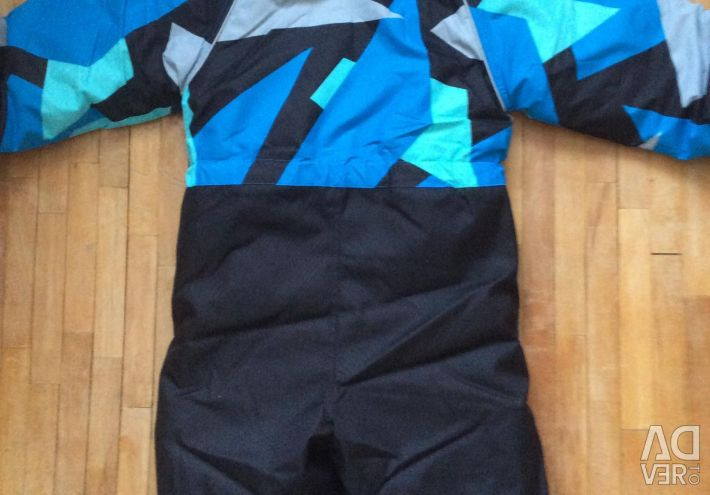 New winter jumpsuit Jonathan