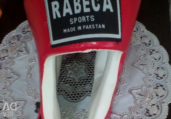 Helmet for love. boxing