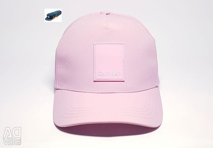 Calvin Klein Jeans Baseball Cap (Pink)
