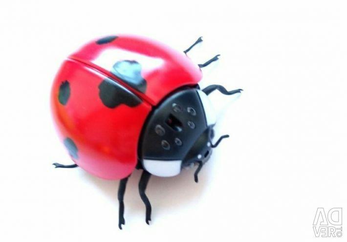 Uğur böceği radyo