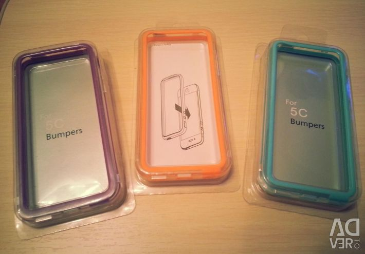 Bumper Case for iPhone 5S / 5 / SE