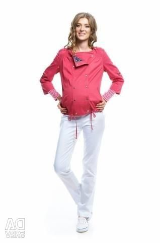 Maternity Windbreaker
