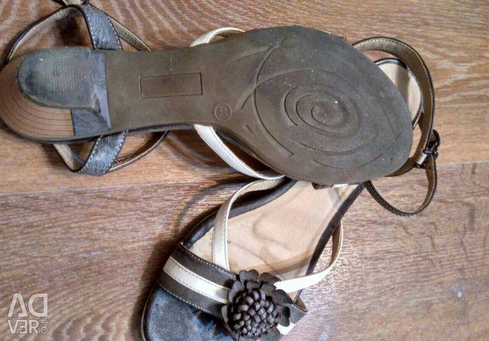 Sandals_Size 40