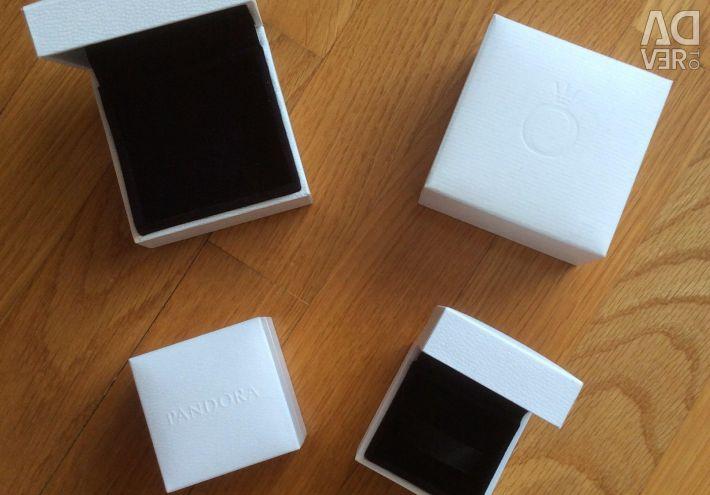 Boxes of Pandora