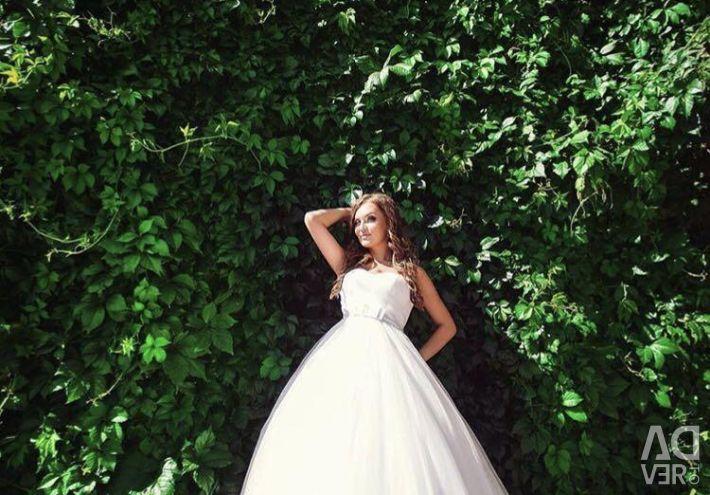 Сукня «на животик»