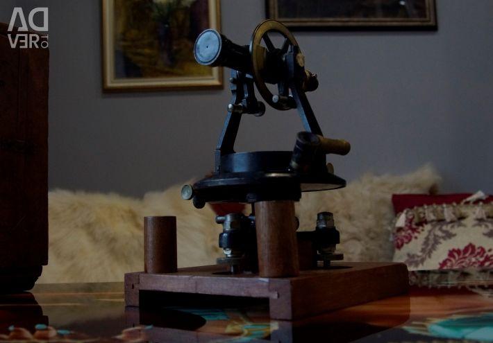 Geokartprom unic teodolit antic