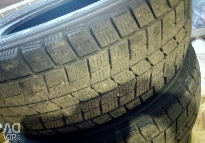 Зимние шины DUNLOP R15