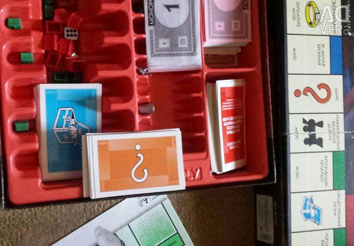 Επιτραπέζια παιχνίδια
