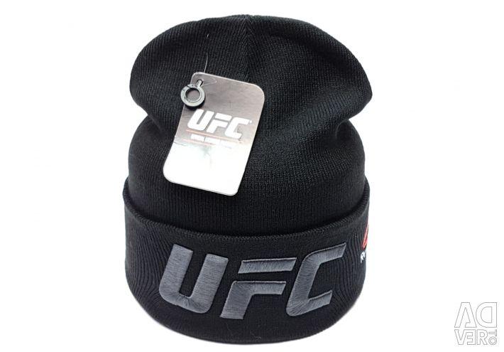 UFC Reebok Hat (Black)