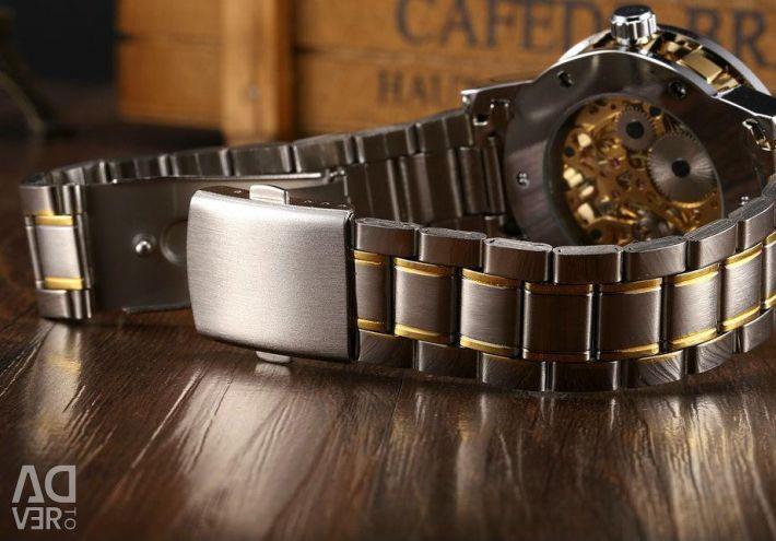 Αυτόματα μηχανικά ρολόγια