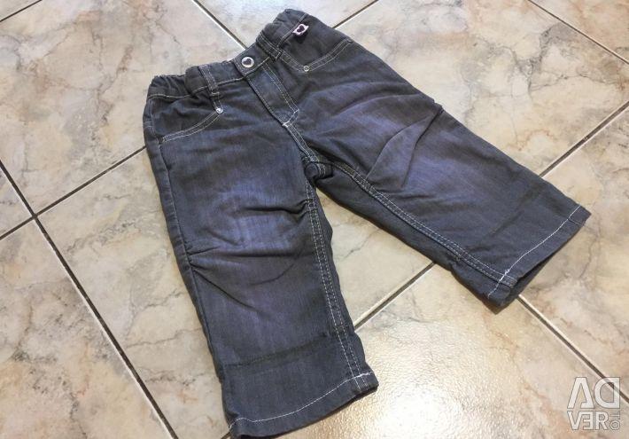 Jeans H & M 6-9 luni.