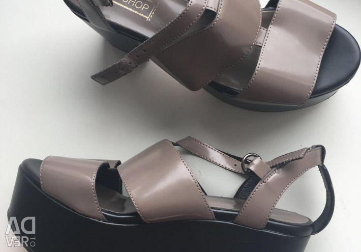 Sandals topshop new