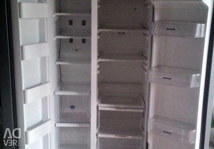 Two-door whirlpool refrigerator