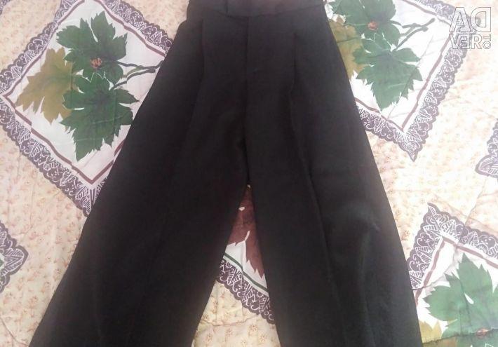 Ballroom dance trousers