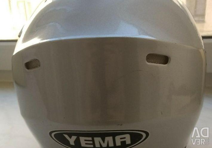 Helm for motocross