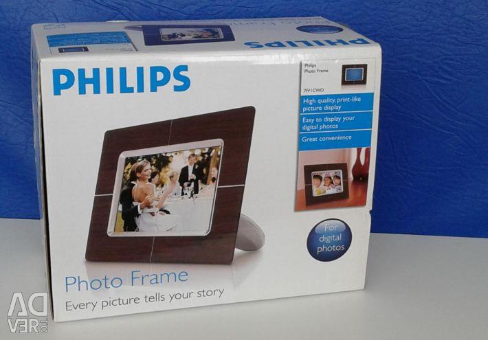 Philips 7FF1CWO Digital Photo Frame
