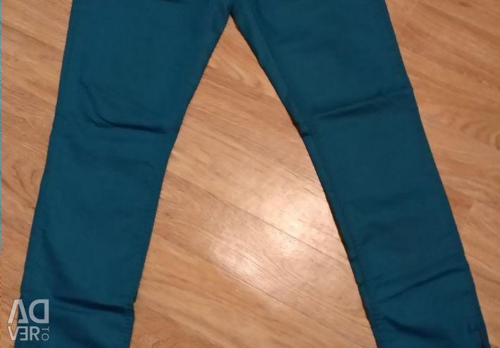 Firms. skinny jeans CROPP, 48-50